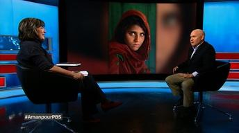 AMANPOUR: Story tellers and image makers of 2017