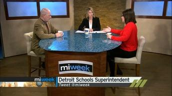 New Leadership for Detroit Schools / Michigan Lawmakers Gril