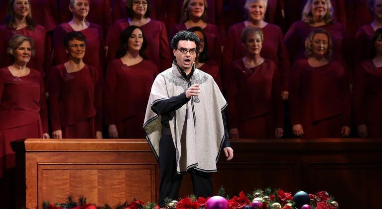 Christmas with the Mormon Tabernacle Choir: Christmas with the Mormon Tabernacle Choir