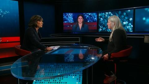 Amanpour on PBS -- U.S - China relationship and #metoo movement