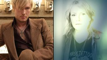 Kenny Wayne Shepherd and Emily Saliers