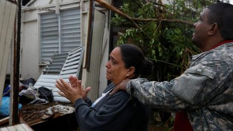 PBS NewsHour -- Restoring full power to Puerto Rico 'could take a year'