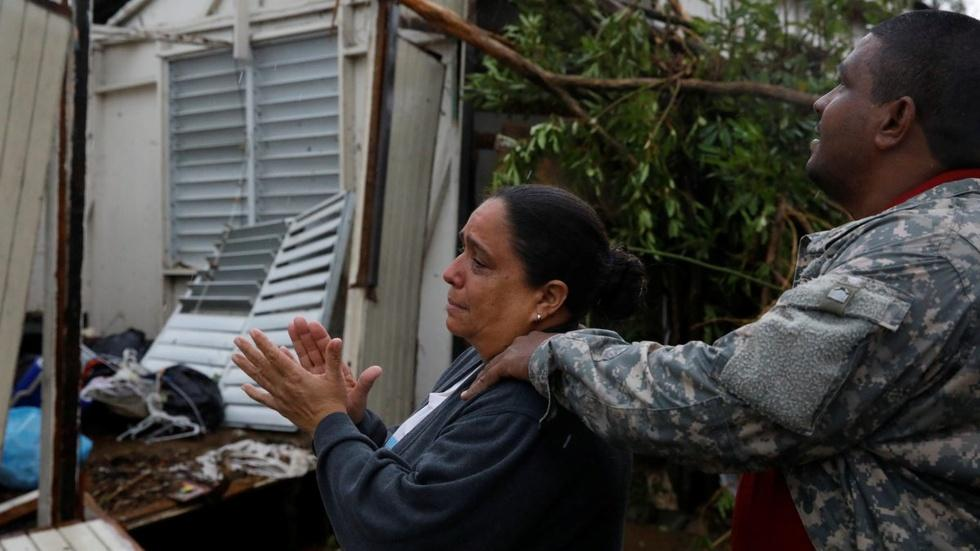 Restoring full power to Puerto Rico 'could take a year' image