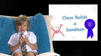 Claus Builds a Sandman