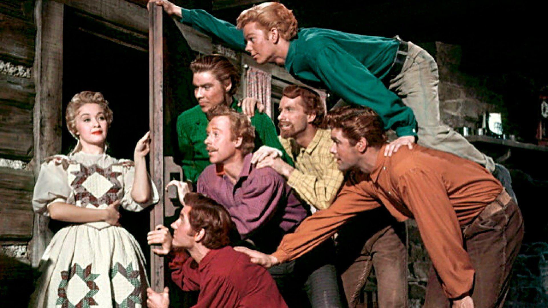 Seven Brides for Seven Brothers WEB EXTRA
