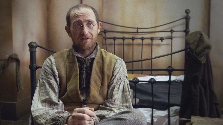 Victorian Slum House: Andy Loses His Income