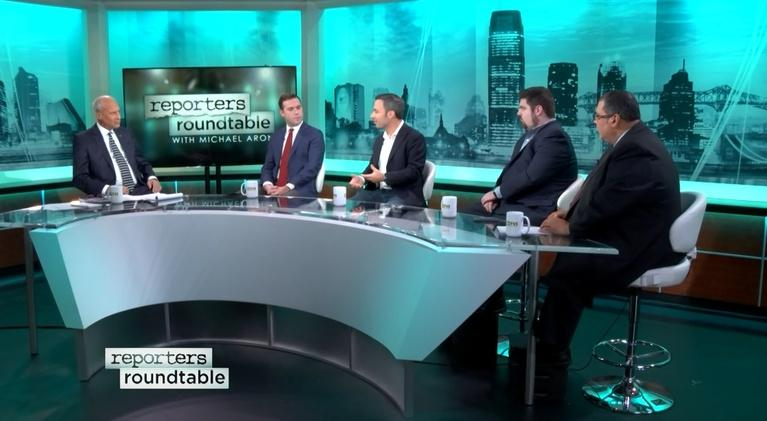 Reporters Roundtable: Governors Race Finally Heats Up