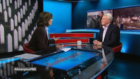 Amanpour on PBS -- Mladic convicted