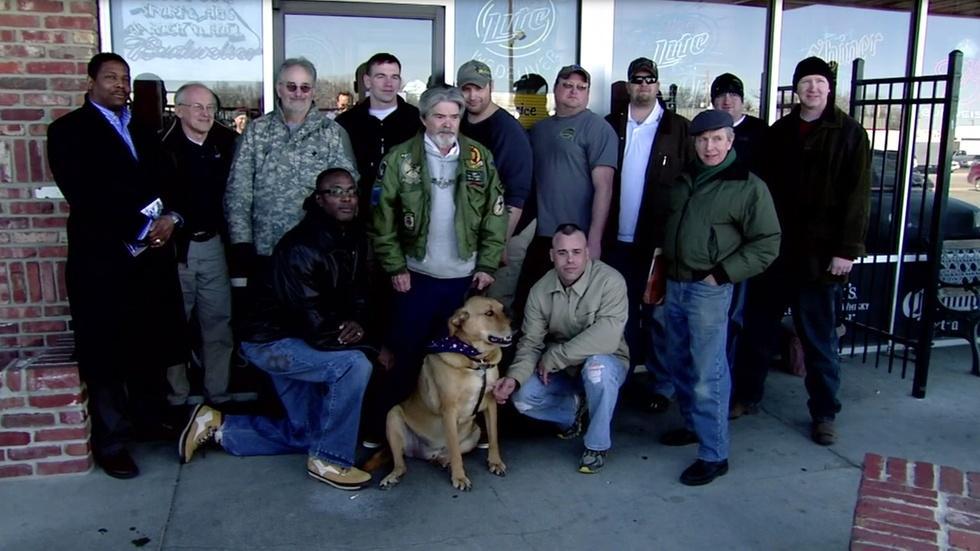 Fellow Warriors: Iraq, Afghanistan, Vietnam image