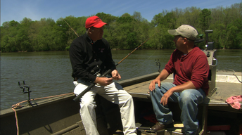 Gear time: Anglers discuss the strong tackle & fresh bait