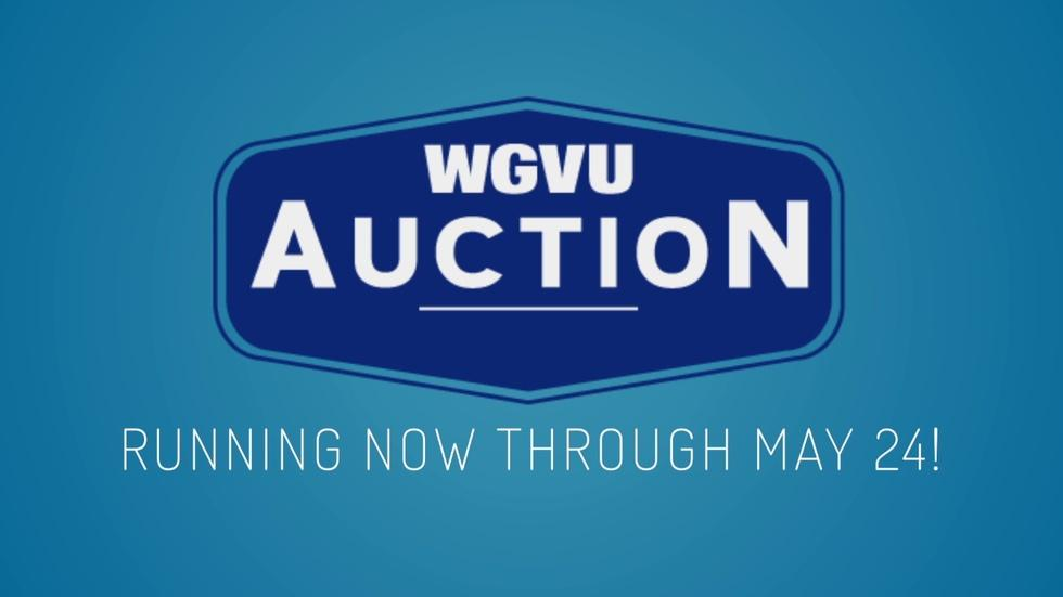 WGVU Auction - Spring 2017 image