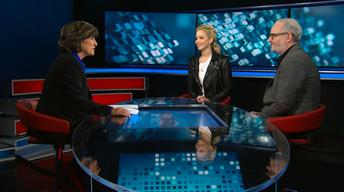 Amanpour: Chuck Hagel and Jennifer Lawrence