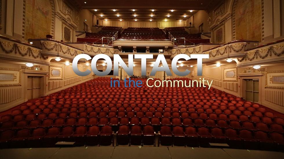 Contact in the Community: Logan's Historic Theatre District image