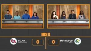 Bel Air vs. Montwood