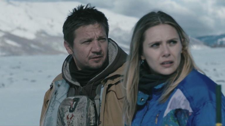 """Flicks: Jeremy Renner for """"Wind River"""""""