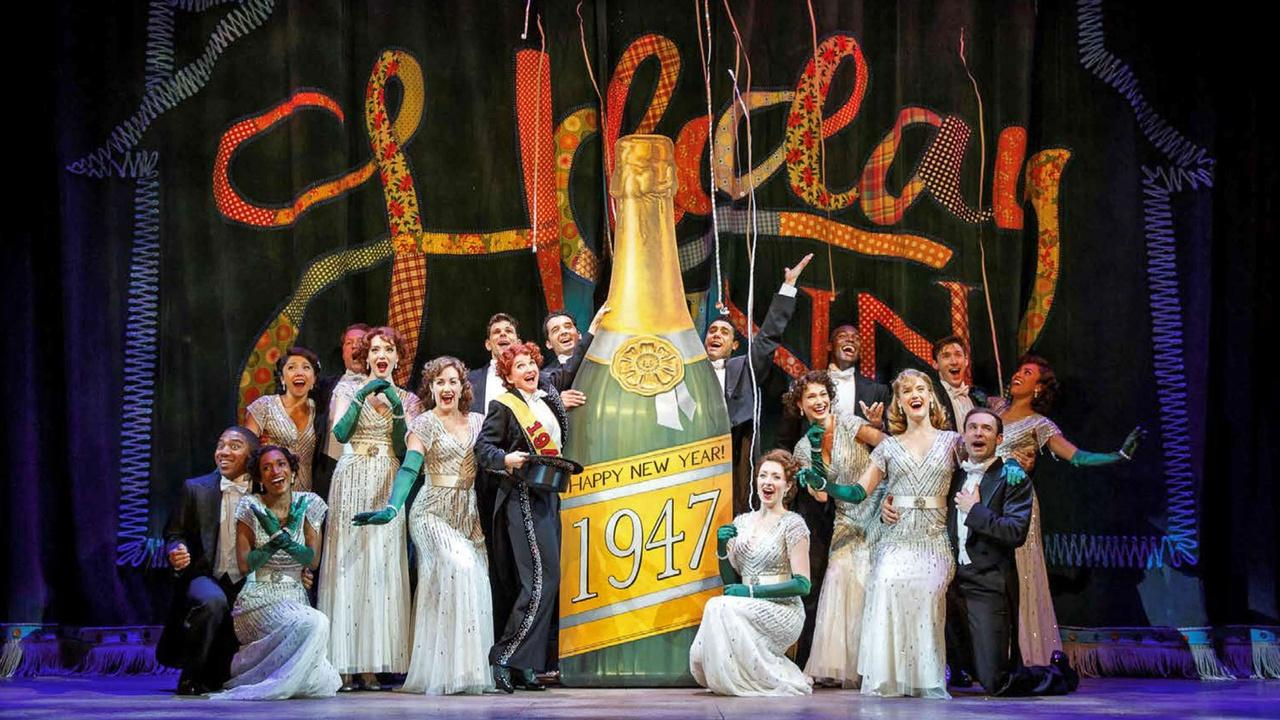 Irving Berlin\'s Holiday Inn - The Broadway Musical | Preview