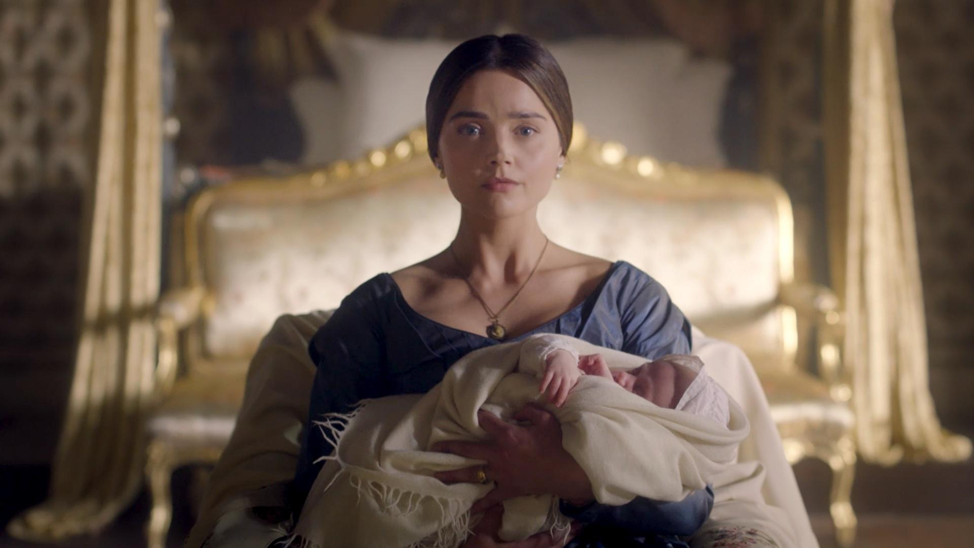 S2: Victoria & Albert as Parents