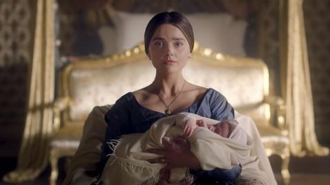 Victoria - Masterpiece -- S2: Victoria & Albert as Parents
