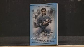 Jack Shea, Keeper of the Olympic Flame