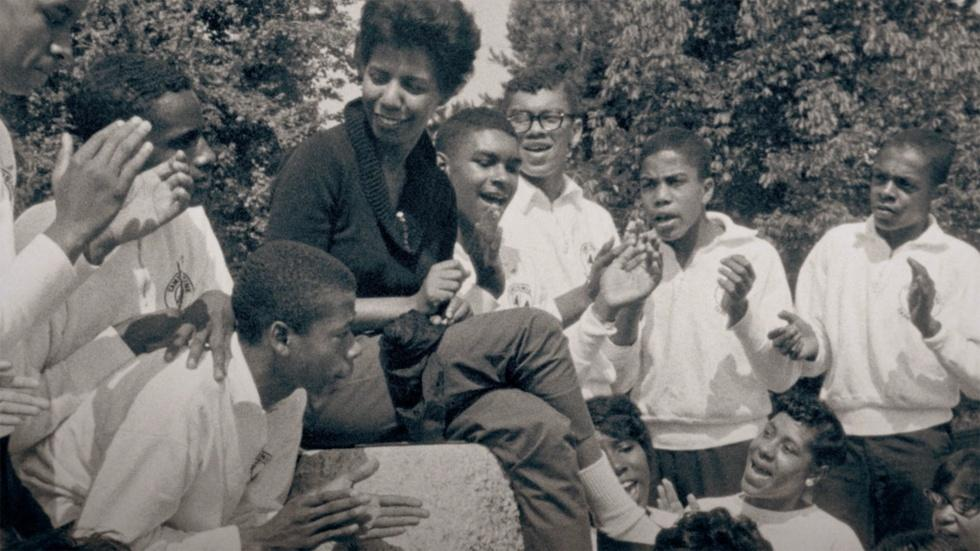 Lorraine Hansberry on being young, gifted and black image