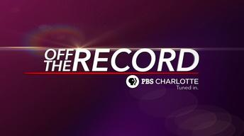 Off The Record, April 13, 2018