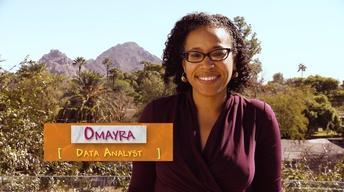 Omayra Ortega – Data Analyst