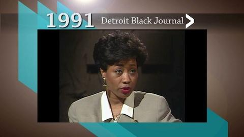 American Black Journal -- Detroit Black Journal Interview: Deborah McGriff