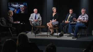 The Opiate Crisis: Stories and Solutions - Studio Panel