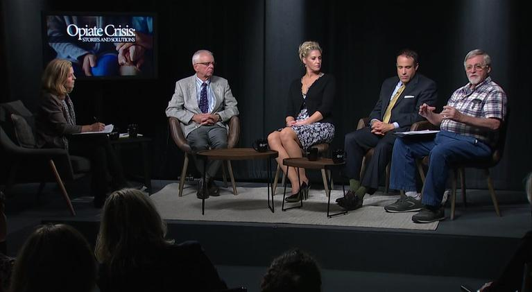 Vermont PBS Specials: The Opiate Crisis: Stories and Solutions - Studio Panel