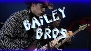 Bailey Brothers in the Studio, 1989
