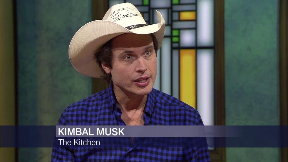 Digging in the Dirt with Tech Entrepreneur Kimbal Musk image
