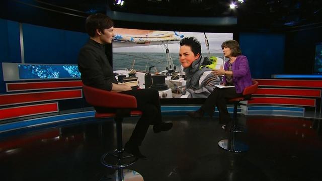 Amanpour: Filippo Grandi and Ellen MacArthur