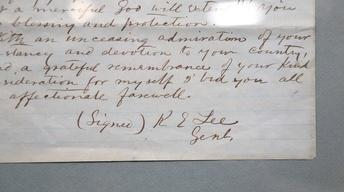 S22 Ep2: Appraisal: 1865 Copy of General Robert E. Lee's Ord
