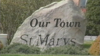 Our Town: St. Mary's May 1998