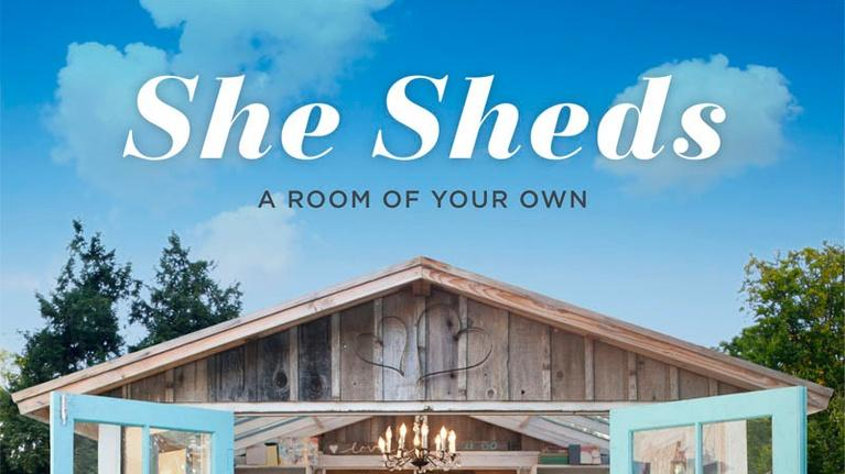 Shed Your Ideas About Sheds!