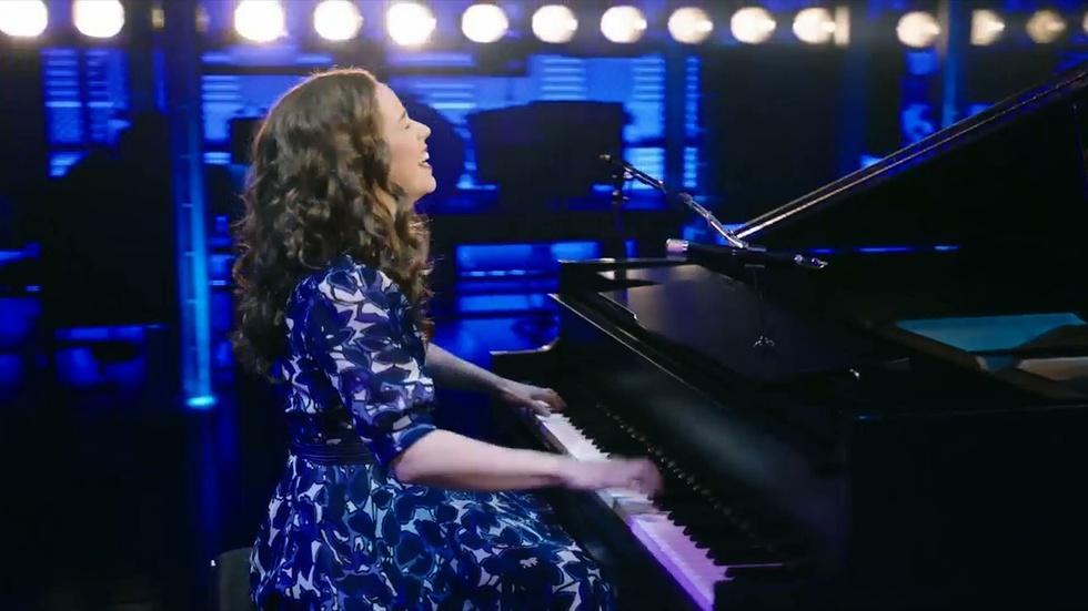 Beautiful: The Carole King Musical on Broadway image