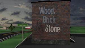 Wood, Brick & Stone: Lawrence