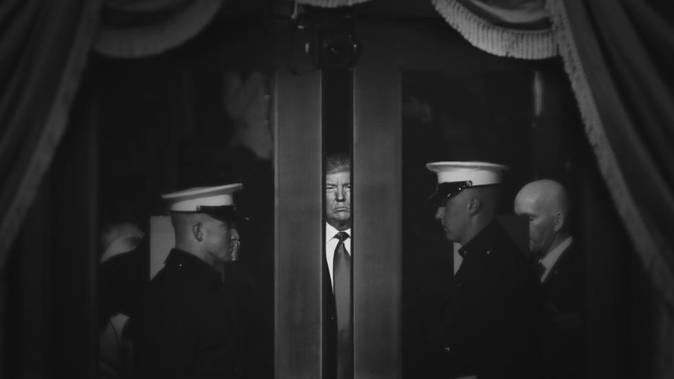 Trump's Takeover image