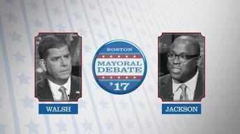 Boston Mayoral Debate - October 24, 2017