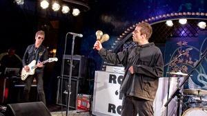 Liam Gallagher in Concert