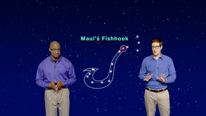 """Maui's Fish Hook"" July 31st-Aug 6th 5 Min"