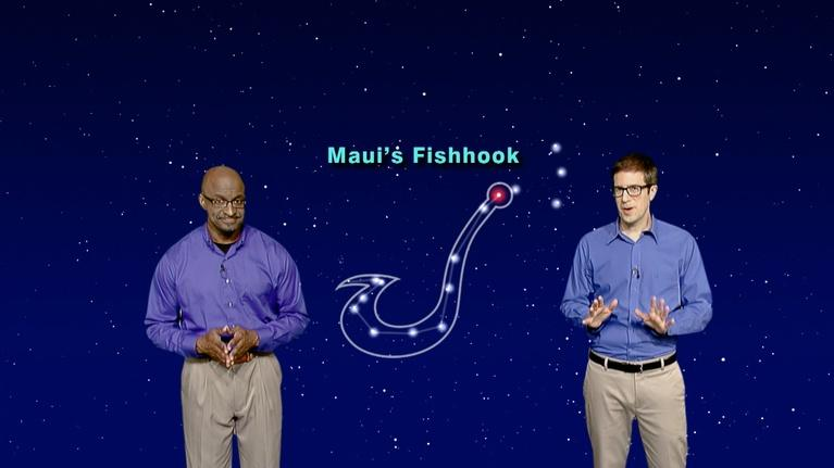 """Maui's Fish Hook"" July 31st-Aug 6th 5 Min"