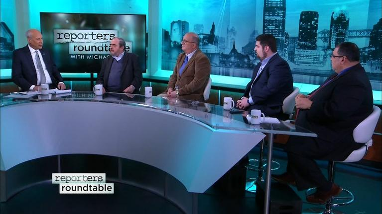 Reporters Roundtable: A Busy Week For All