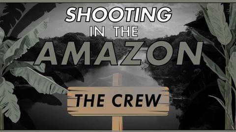 American Experience -- Filming in the Amazon