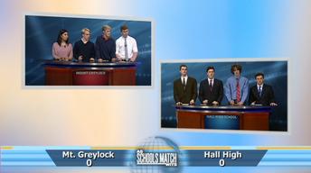 Mount Greylock vs. William Hall School (Jan. 27, 2018)