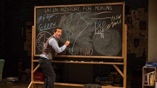 John Leguizamo on developing his Broadway show in La Jolla