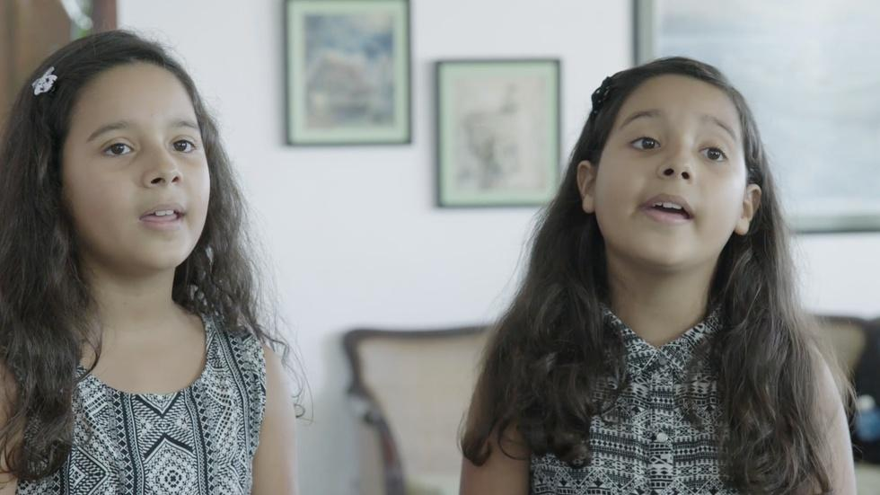 Music Education in Cuba: Gavilan Twins image