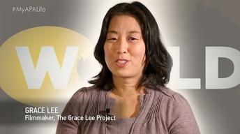 #MyAPALife with K-Town '92: Reporters's Grace Lee