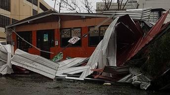 Hurricane Maria's destructive tear across the Caribbean