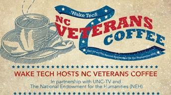 WAKE TECH HOSTS NC VETERANS COFFEE